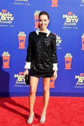 Aubrey Plaza – 2019 MTV Movie & TV Awards in LA