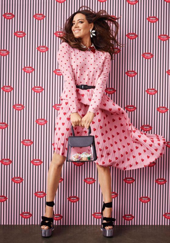 Aubrey Plaza - Cosmopolitan Magazine July 2019 Cover and Photos
