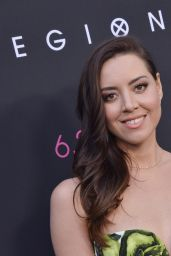 "Aubrey Plaza - ""LEGION"" Season 3 Premiere in LA"
