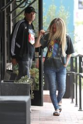 Avril Lavigne - Shopping at Couture Kids in West Hollywood 06/15/2019