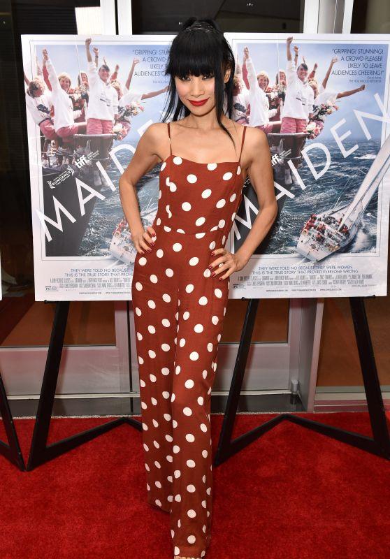 """Bai Ling – """"Maiden"""" Premiere in LA"""