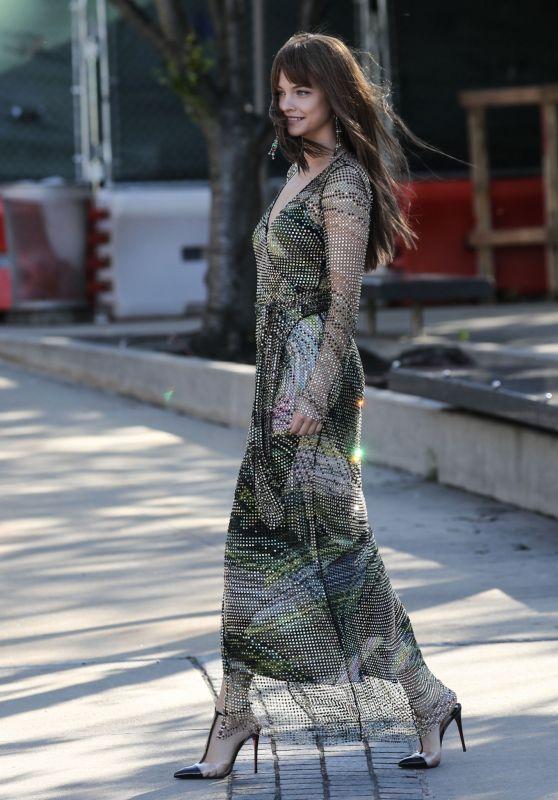 Barbara Palvin – Arriving at the CFDA Fashion Awards in NYC 06/03/2019