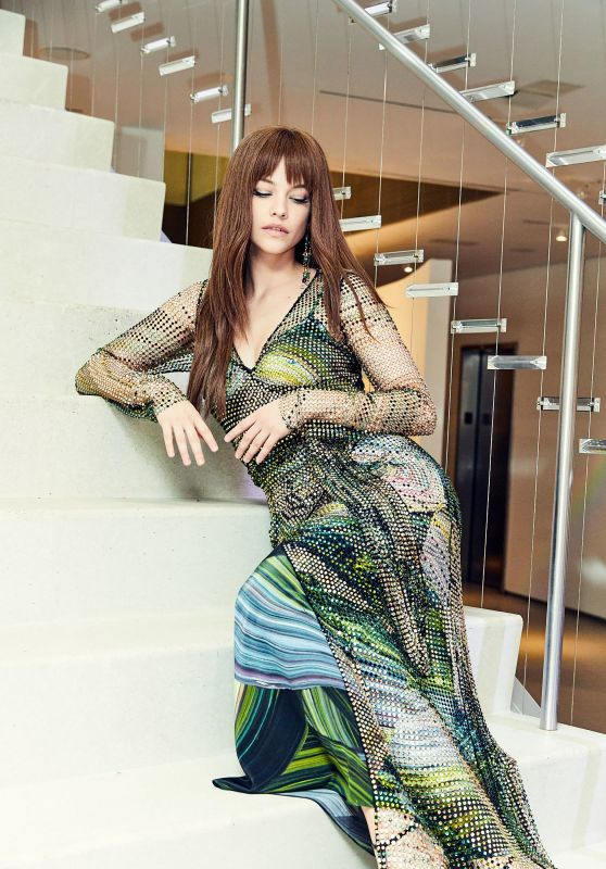 Barbara Palvin - Vogue CDFA Awards Diary June 2019
