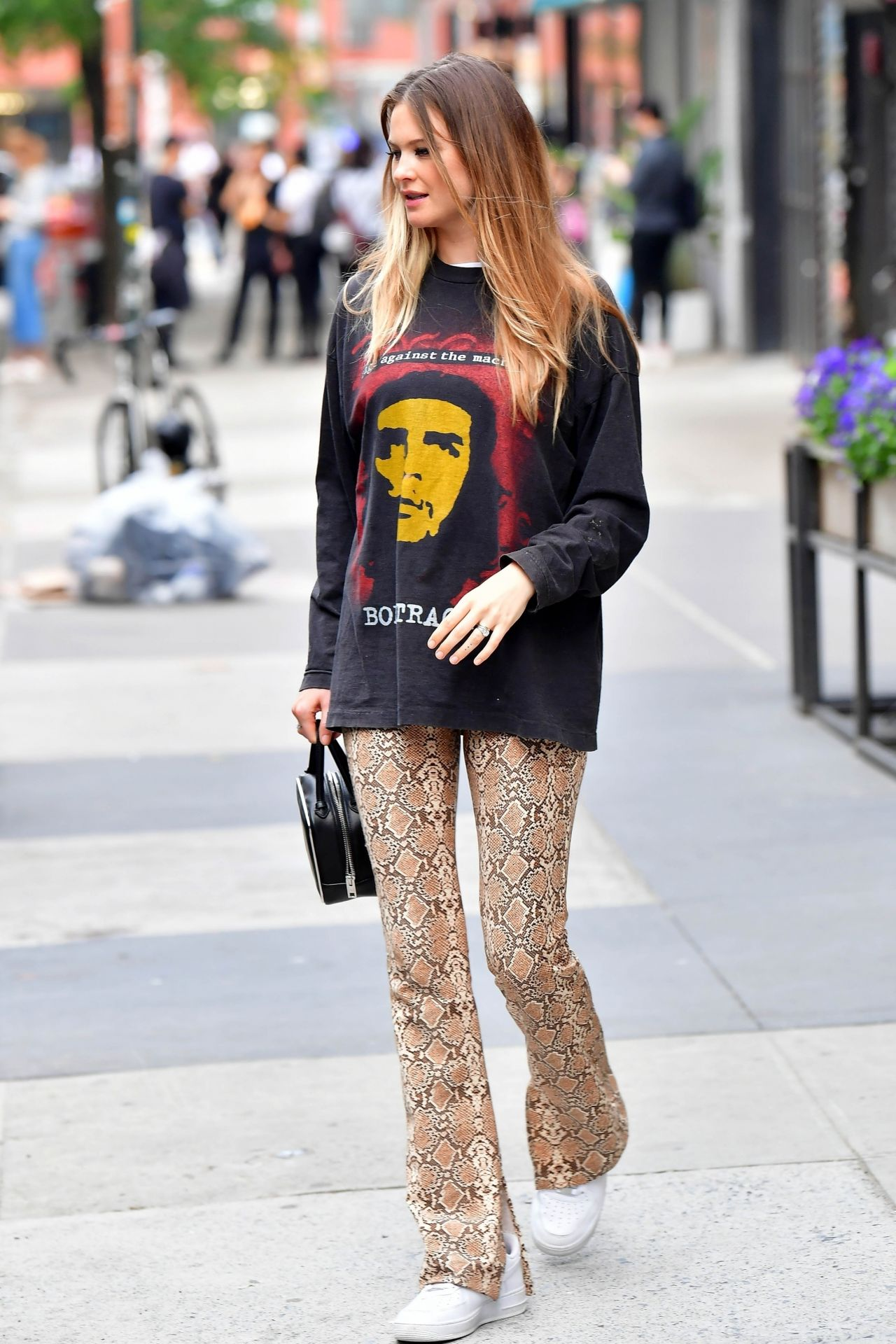 Breath Of Youth: Model Off Duty : Behati Prinsloo