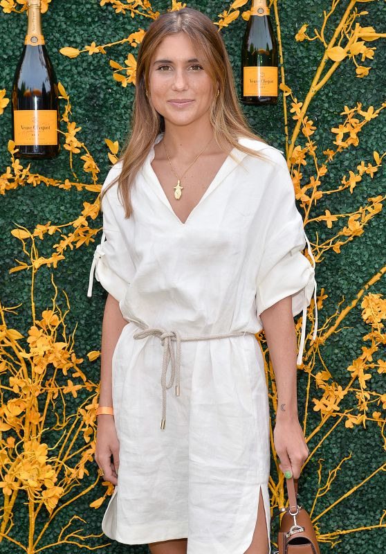 Belen Hostalet – 2019 Veuve Clicquot Polo Classic in NY