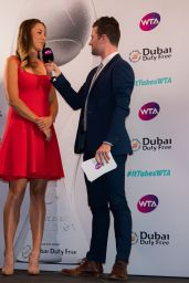 Belinda Bencic – Dubai Duty Free WTA Summer Party in London 06/28/2019