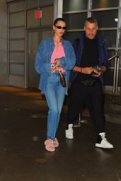 Bella Hadid Casual Style - Out in NYC 06/11/2019