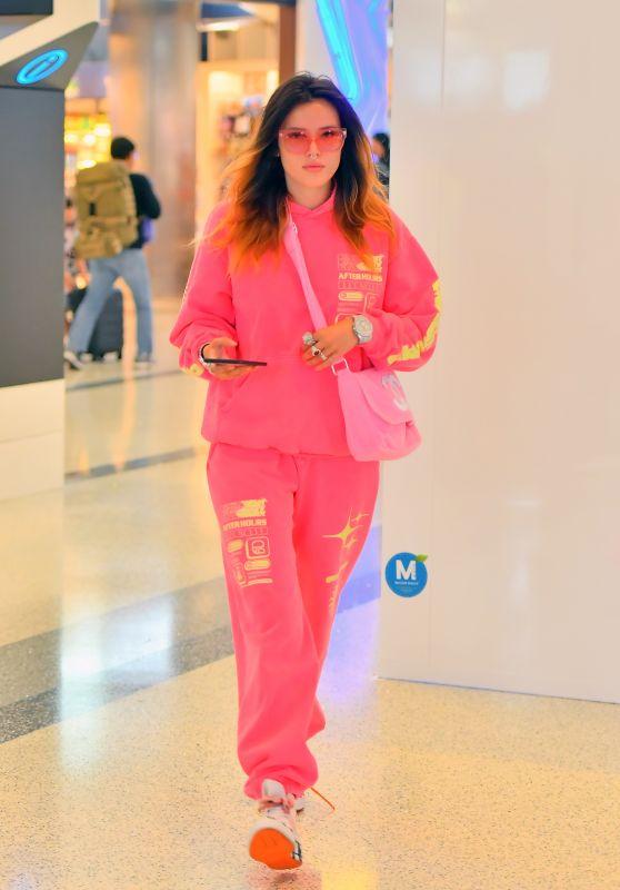 Bella Thorne at LAX Airport in LA 06/13/2019