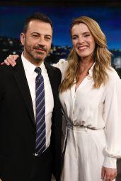 Betty Gilpin - Jimmy Kimmel Live! in LA 06/18/2019