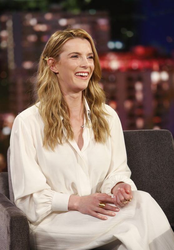 Betty Gilpin - Jimmy Kimmel Live! in LA 06/18/2019