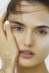 Blanca Padilla - ELLE Russia July 2019 Issue
