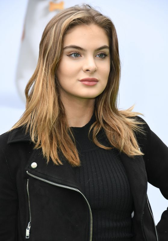 "Brighton Sharbino - ""The Secret Lives of Pets 2"" Premiere in Westwood"