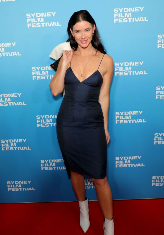 "Brittany Hockley – ""Yesterday"" Red Carpet at the 66th Sydney Film Festival"