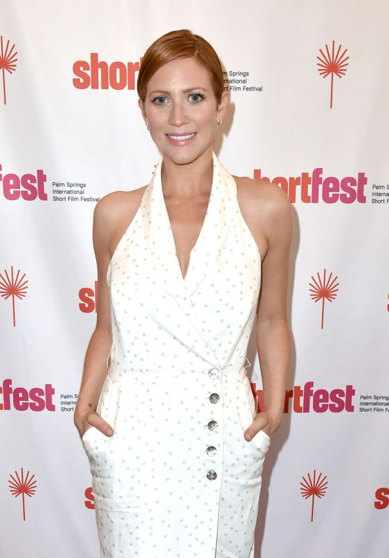 Brittany Snow - 2019 Palm Springs International ShortFest