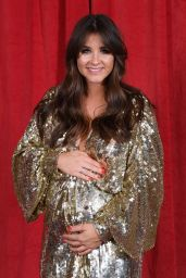 Brooke Vincent – British Soap Awards 2019