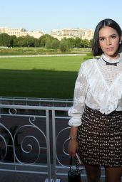 Bruna Marquezine – Miu Miu Club Event in Paris 06/29/2019