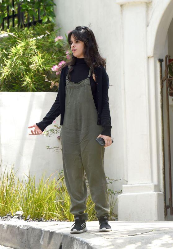 Camila Cabello Casual Style - Los Angeles 06/07/2019