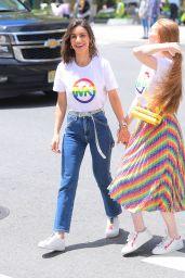 Camila Coehlo and Larsen Thompson - Michael Kors Photoshoot in NYC 06/11/2019