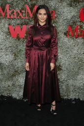 Camila Mendes – InStyle Max Mara Women in Film Celebration in LA 06/11/2019