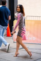 Camila Mendes – Outside POPSUGAR Play/Ground 2019 in NYC