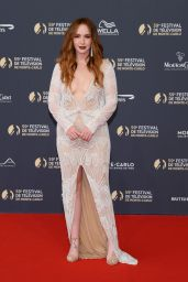 Camryn Grimes – 2019 Monte Carlo TV Festival Opening Ceremony