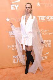 Cara Delevingne - 2019 TrevorLIVE New York Gala at Cipriani Wall Street