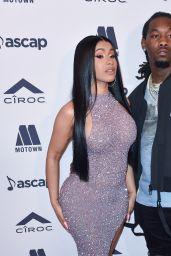 Cardi B - 2019 ASCAP Rhythm and Soul Awards in LA