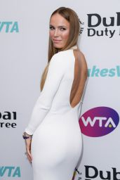 Carolina Wozniacki - Dubai Duty Free WTA Summer Party in London 06/28/2019