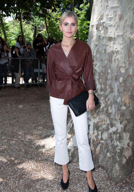Caroline Daur – Berluti Menswear Spring Summer 2020 Show in Paris