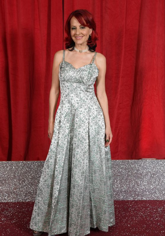 Carrie Grant - British Soap Awards 2019