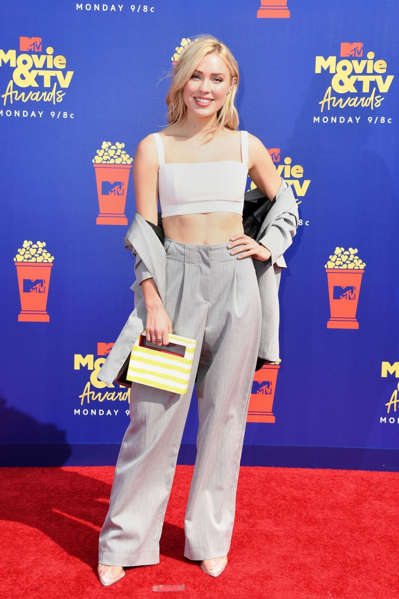 Cassie Randolph – 2019 MTV Movie & TV Awards in LA