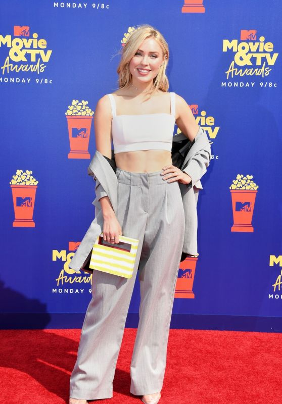 Cassie Randolph – 2019 MTV Movie & TV Awards in LA