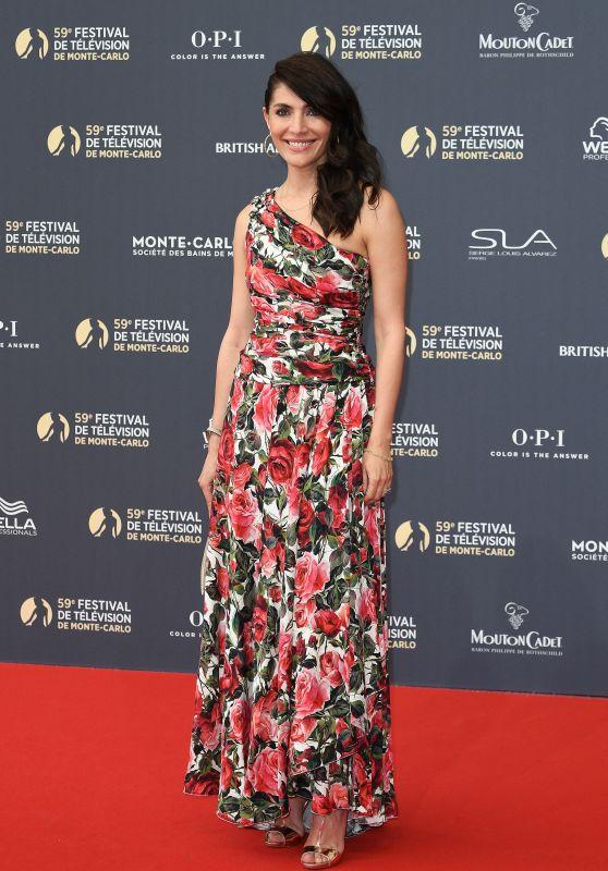 Caterina Murino – 2019 Monte Carlo TV Festival Opening Ceremony