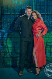 Charisma Carpenter - 2019-06 Entertainment Weekly Magazine Photoshoot