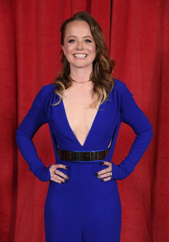 Charlie Clemmow – British Soap Awards 2019