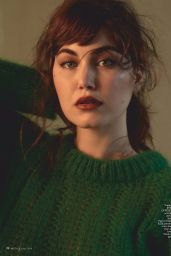 Charlotte Best - InStyle Australia July 2019 Issue