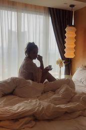 Chloe Bennet - Vogue Photo Diary at Shanghai International Film Festival, June 2019