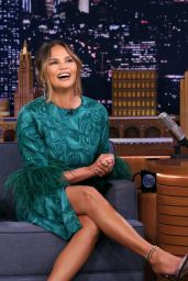 Chrissy Teigen - Tonight Show Starring Jimmy Fallon 06/24/2019