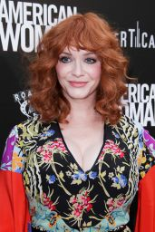 "Christina Hendricks - ""American Woman"" Premiere in Hollywood"