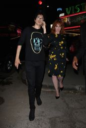 """Christina Hendricks - Leaving the """"Too Old to Die Young"""" Premiere in LA"""