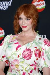 "Christina Hendricks - ""Toy Story 4""  World Premiere in Hollywood"