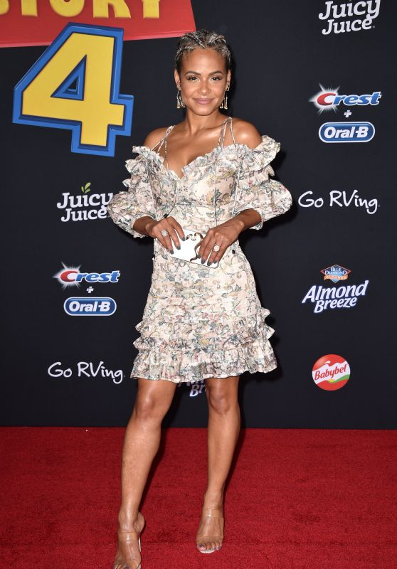 "Christina Milian – ""Toy Story 4"" World Premiere in Hollywood"