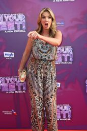 """Claire Sweeney – """"On Your Feet!"""" Press Night in London"""