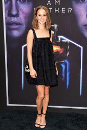 "Clara Rugaard -  ""I Am Mother"" Screening in LA"