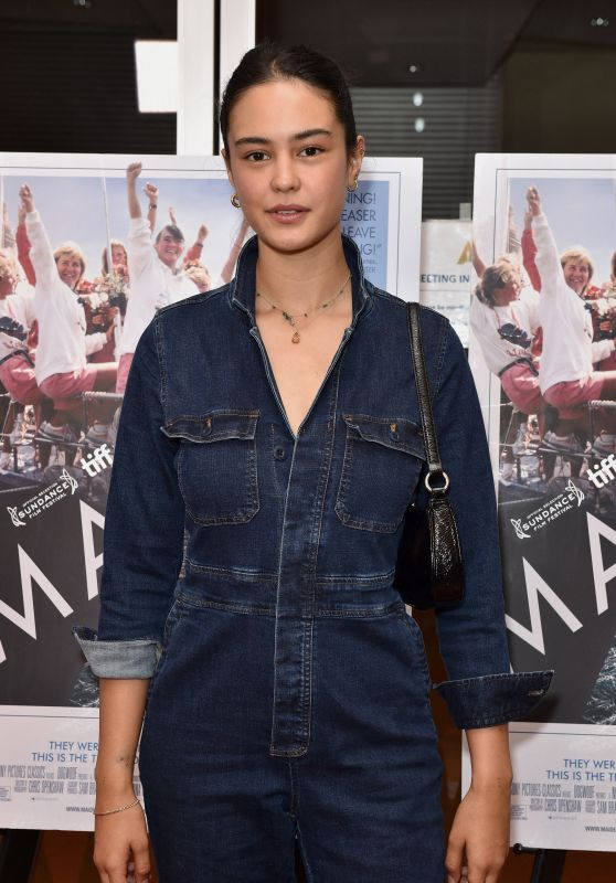 "Courtney Eaton - ""Maiden"" Premiere in LA"