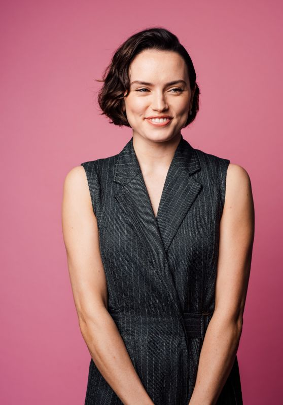 Daisy Ridley - Photoshoot for Buzzfeed June 2019