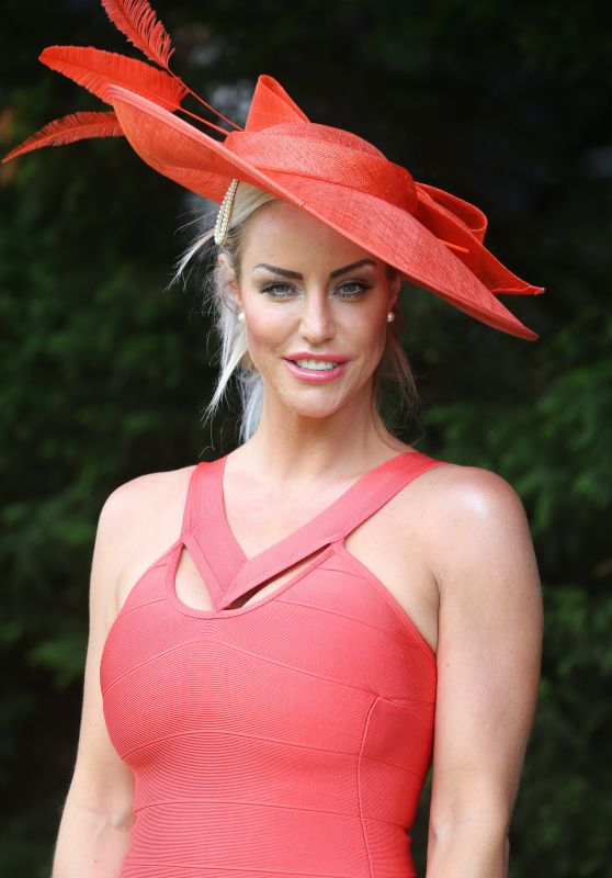 Danielle Mason - Royal Ascot, Ladies Day in London 06/20/2019