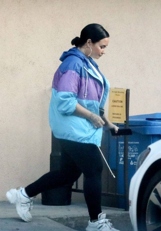 Demi Lovato - Out in Beverly Hills 06/04/2019