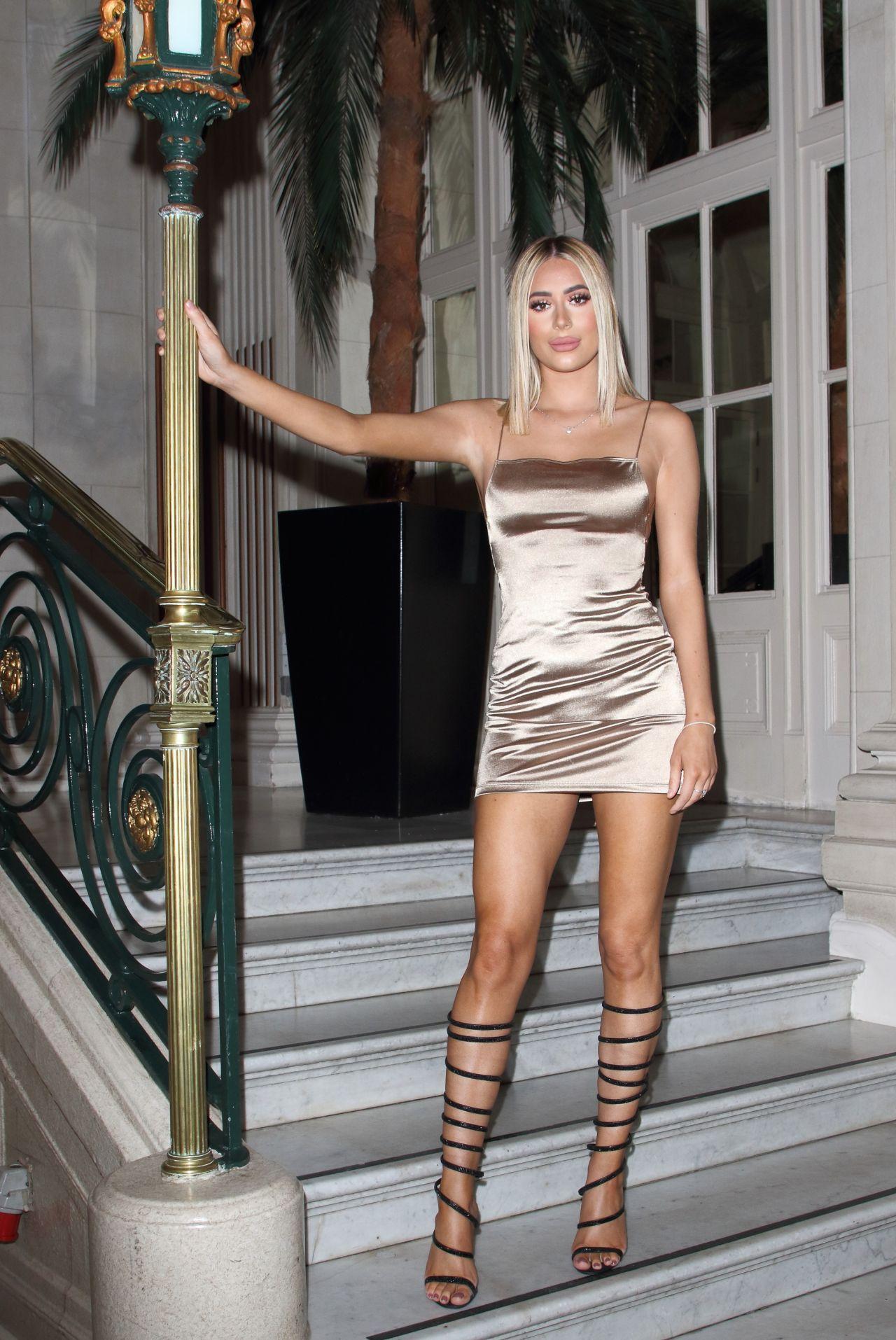 Demi Sims Diva Magazine Awards 2019 In London