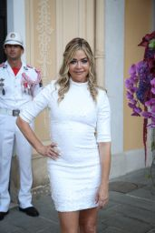 Denise Richards at Monte Carlo Bay during 59th Monte Carlo Television Festival